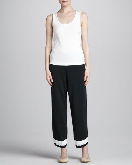Cropped Pants, Women's