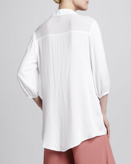Snap-Front Shirt, Women's