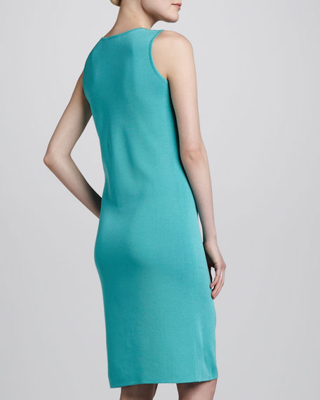 Joan Sleeveless Knit Dress