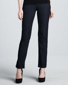Not Your Daughter's Jeans Sheri Skinny Dark Jeans