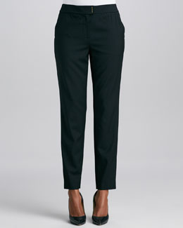 Magaschoni Straight-Leg Pants
