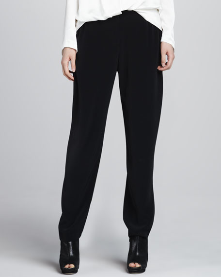 Lyle Relaxed-Leg Trousers