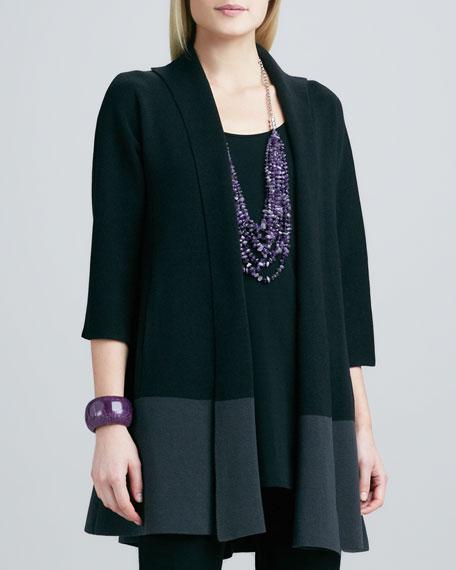 Tunic-Length Jacket, Women's
