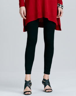 Eileen Fisher Jersey Ankle Leggings