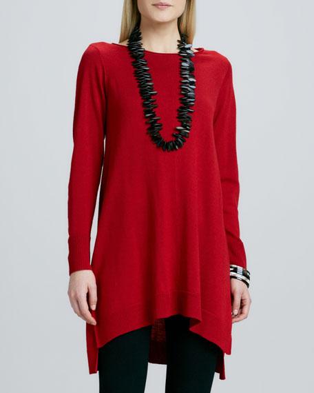 Merino Jersey Layering Dress, Women's