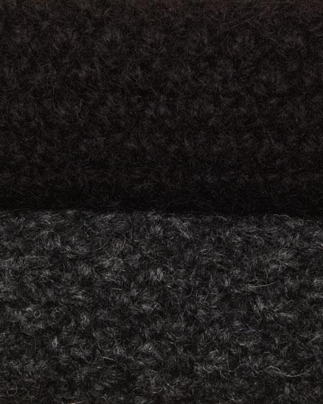 Split-Side Knit Sweater