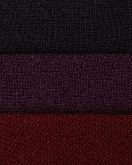 Slub-Knit Long Sweater