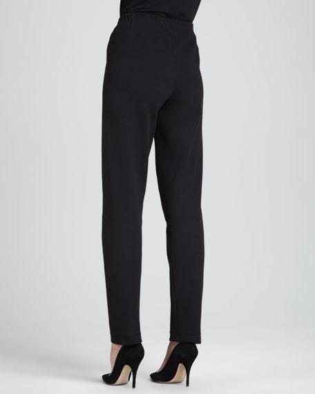 Slim-Leg Ankle Pants
