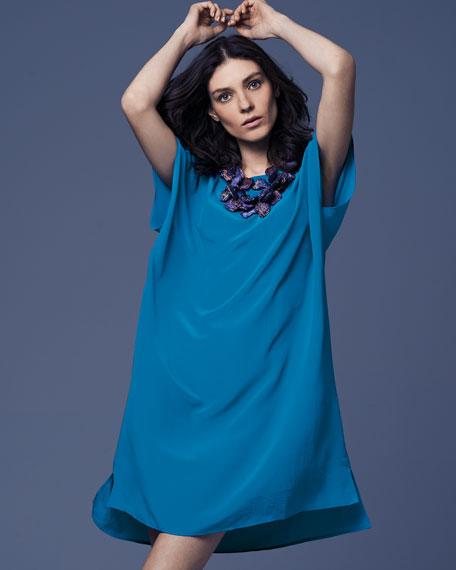 Silk Crepe de Chine Layering Dress