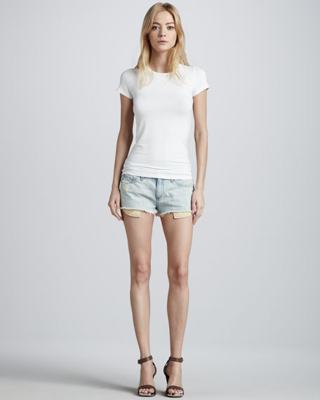 Highbury Mila Cutoff Shorts