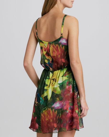 Daley Floral-Print Dress