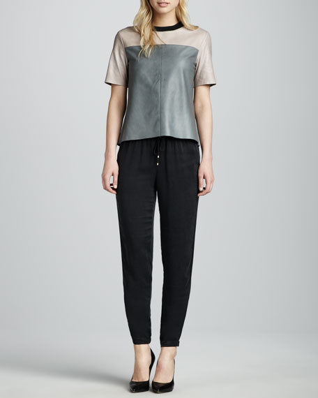 Pull-On Drawstring Pants