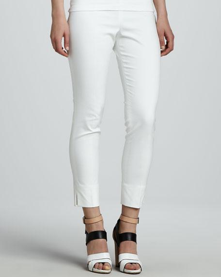 Tabby Skinny Jeans, White