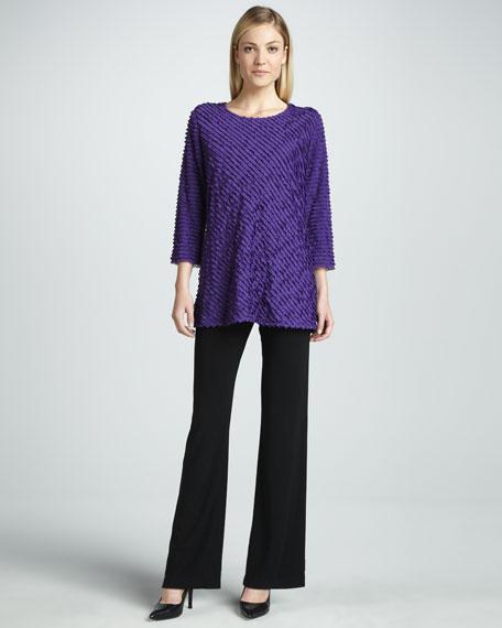 Knit Straight-Leg Pants, Women's