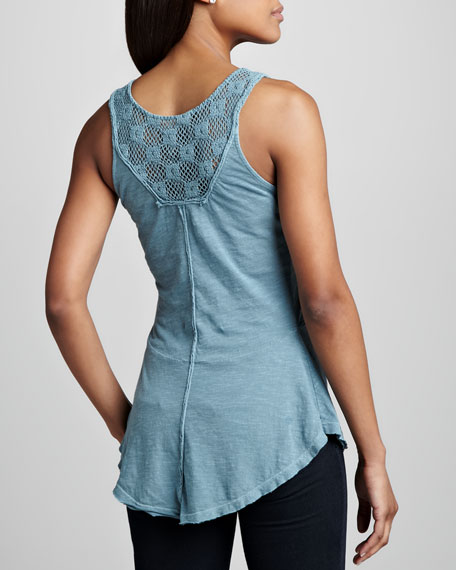 Day Tripper Crochet-Front Top