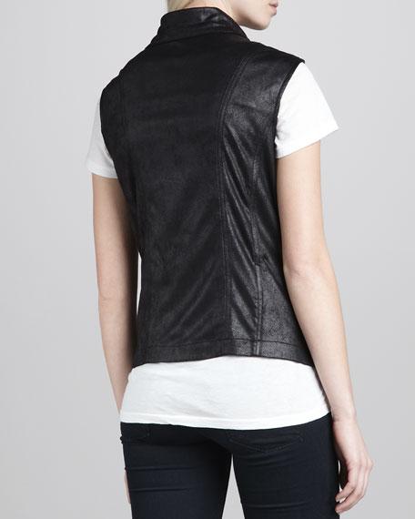 Kingsway Sleeveless Zip Jacket