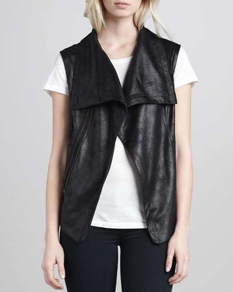 Kingsway Sleeveless Zip Jacket