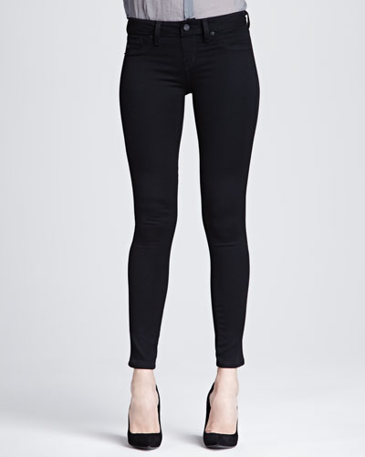 Sold Denim Soho Super-Skinny Pull-On Jeans