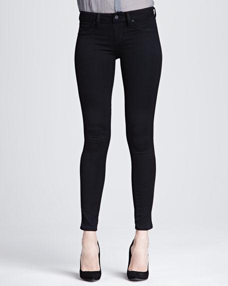 Soho Super-Skinny Pull-On Jeans