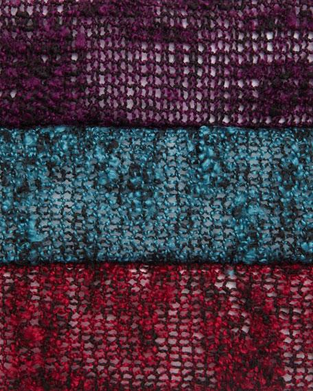 Asymmetric Cozy Knit Tunic