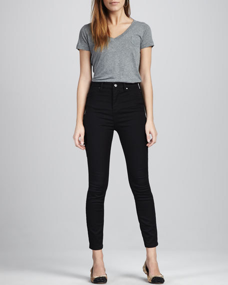 Spray-On Nightchild Skinny Jeans