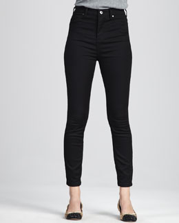 Blank Spray-On Nightchild Skinny Jeans