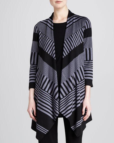 Walk-the-Line Knit Jacket