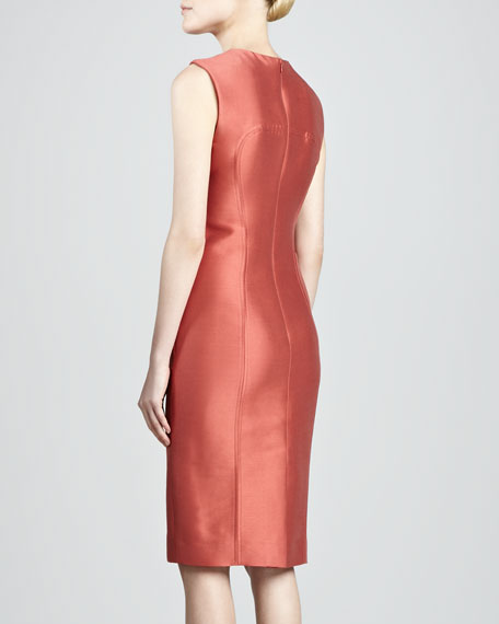 Mikado Dress