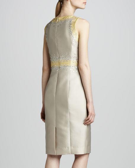 Evening Sheath Dress