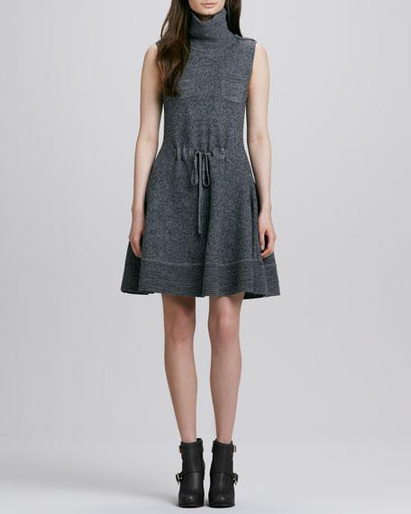 Rigby Funnel Neck Dress