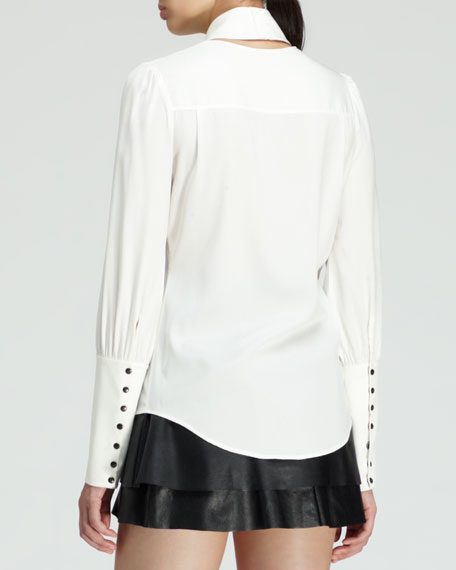 Beatrice Long-Sleeve Blouse