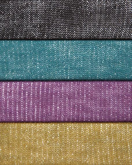 Washable Wool Ethereal Ribbed Cardigan