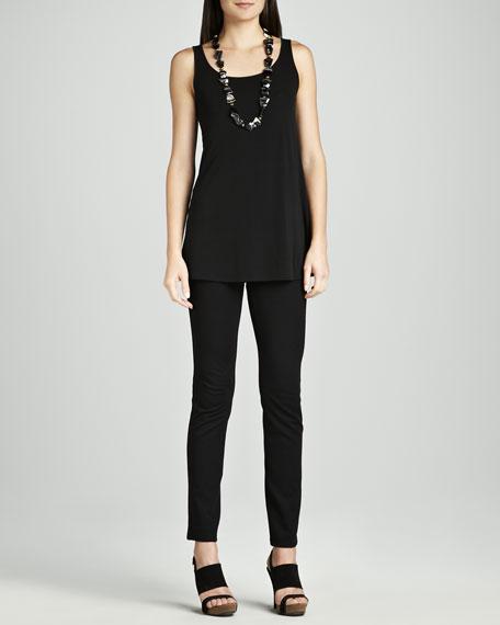 Stretch Ponte Skinny Jeans, Women's
