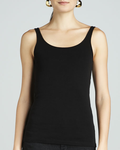 Organic Cotton Slim Tank, Women's