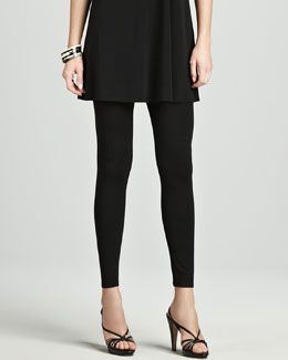 Eileen Fisher Jersey Ankle Leggings, Women's