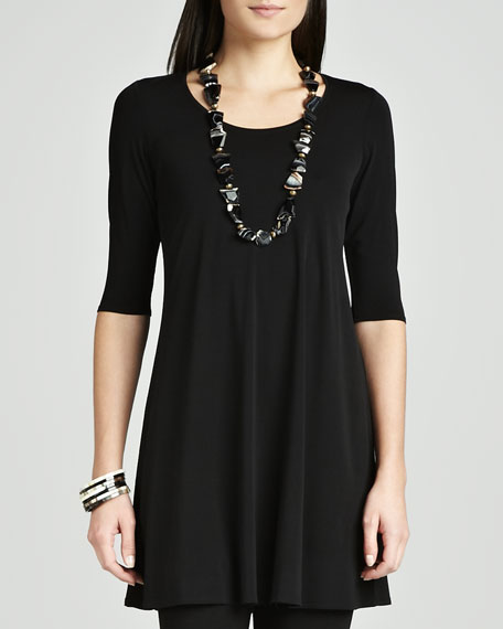 Viscose Jersey Tunic/Dress, Petite