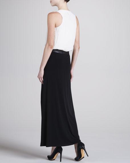 Combo Maxi Dress