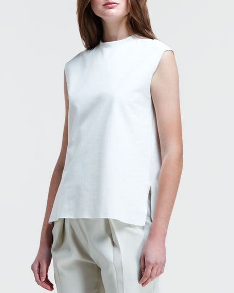 Ravel Split-Hem Top