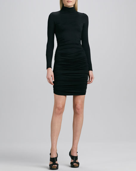 Alvaro Turtleneck Dress, Women's