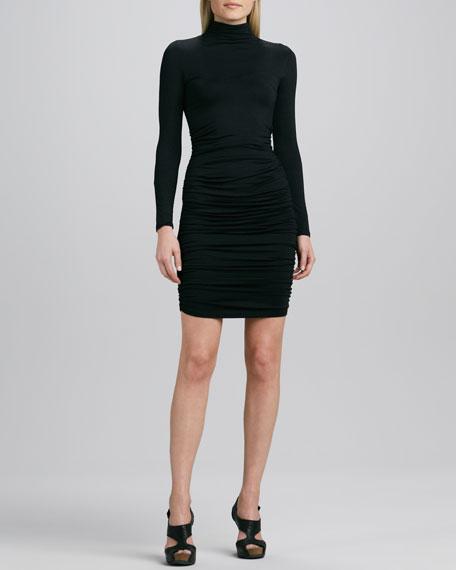 Alvaro Turtleneck Dress, Women's