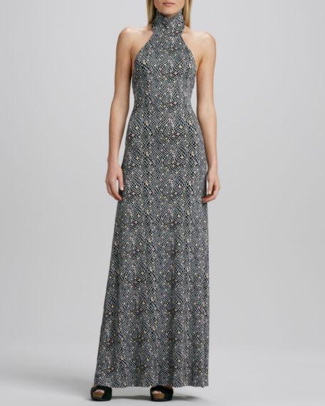 Romanni Halter Dress