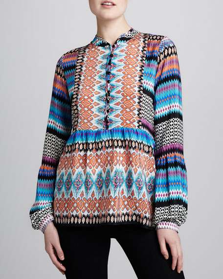 Betty Printed Tunic