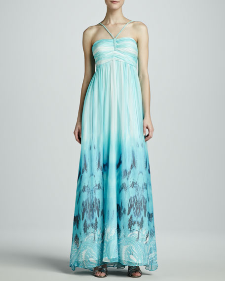 Braided Bandeau Dress