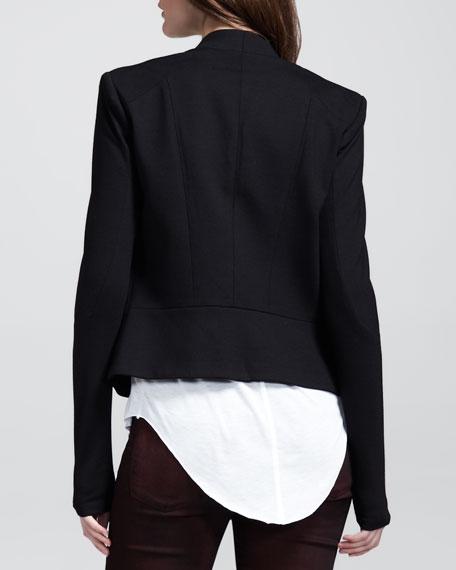 Ponte Kangaroo-Pocket Moto Jacket