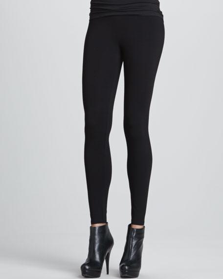 Ponte Skinny Ankle Pants, Women's