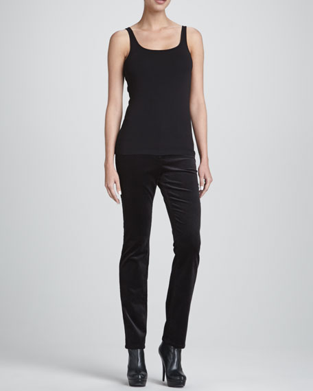 Slim Stretch Corduroy Jeans, Petite
