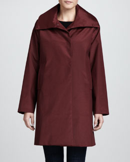 Jane Post Jane A-line Coat