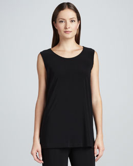 Caroline Rose Long Knit Tunic/Tank, Women's