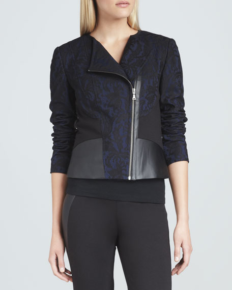 Deanna Lace Cropped Jacket