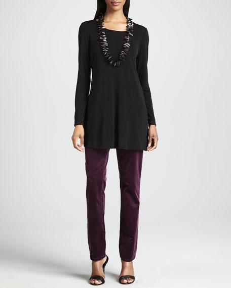 Slim Stretch Corduroy Jeans, Women's
